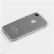 Code iPhone 5/5S Seamless Hard Cover 0,35 mm, Transperant