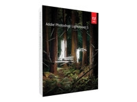 Adobe Photoshop Lightroom - ( v. 5 ) - box pack - 1 bruger - DVD - Win, Mac - Engelsk