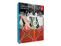 Adobe Photoshop Elements - ( v. 12 ) - box pack - 1 bruger - DVD - Win, Mac - Engelsk