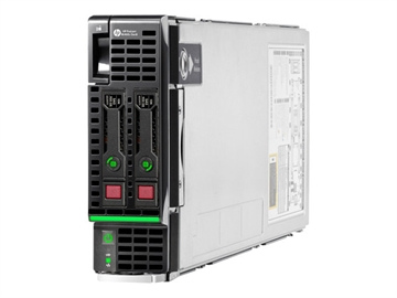 HP ProLiant BL460c Gen8 - Server - Blade - 2-vejs