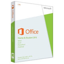 Microsoft Office Home and Student 2013 - Licens - 1 PC