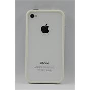 ADDUAL BUMPER FOR IPHONE 4S WHITE