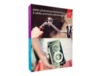 Adobe Photoshop Elements 12 plus Adobe Premiere Elements 12