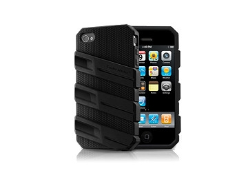 Claw Case - Sort iPhone 4 / 4S
