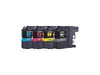 Brother Value Pack BK/C/M/Y Ink (LC123VALBPDR)