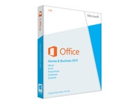 Microsoft Office Home and Business 2013 - Licens - 1 PC